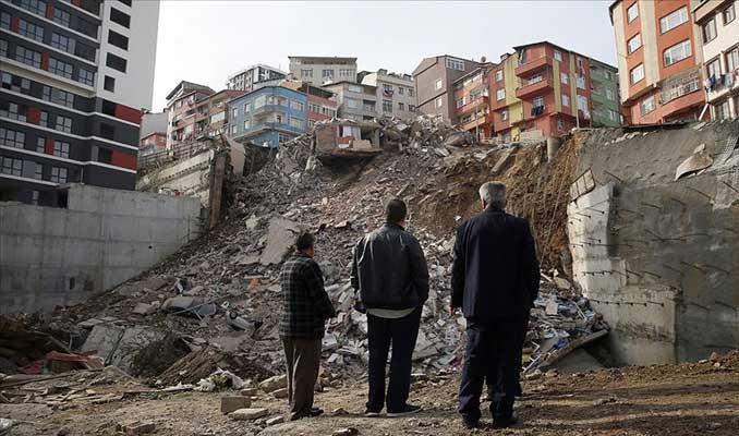Kağıthane'de mağdur olan hanelere 745 bin lira kaynak aktarıldı