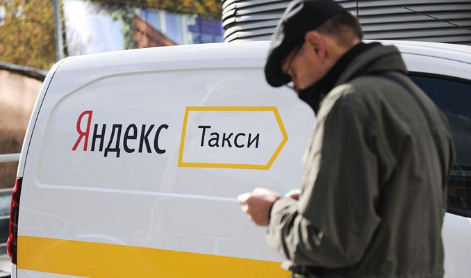 Yandex-Taksi yük de taşıyacak