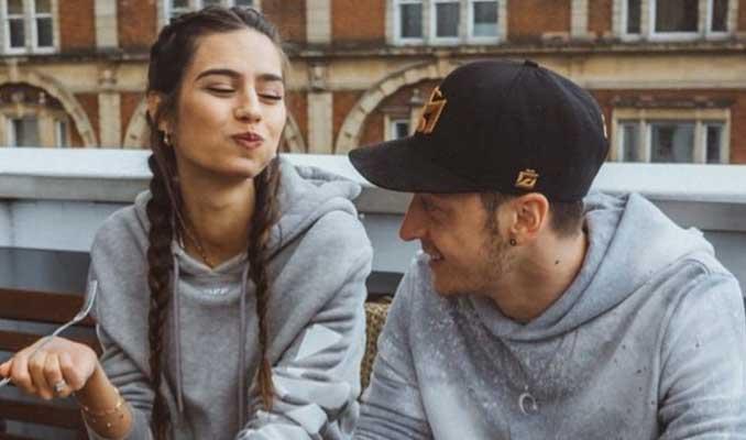 Mesut Özil ile Fulya Terim'den düğün için gizlilik sözleşmesi