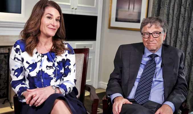 Bill Gates'in eşi mutlu evliliğin sırrını açıkladı: Bulaşık