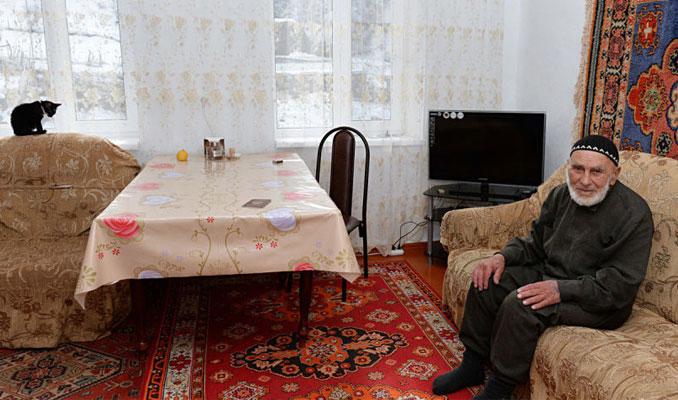 Rusya'nın en yaşlı adamı 123 yaşında öldü