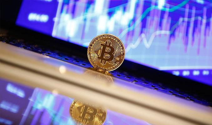 Bitcoin'de sert yükseliş devam ediyor