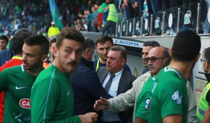Çaykur Rizespor, Galatasaray maçının tekrarı için TFF'ye başvuracak