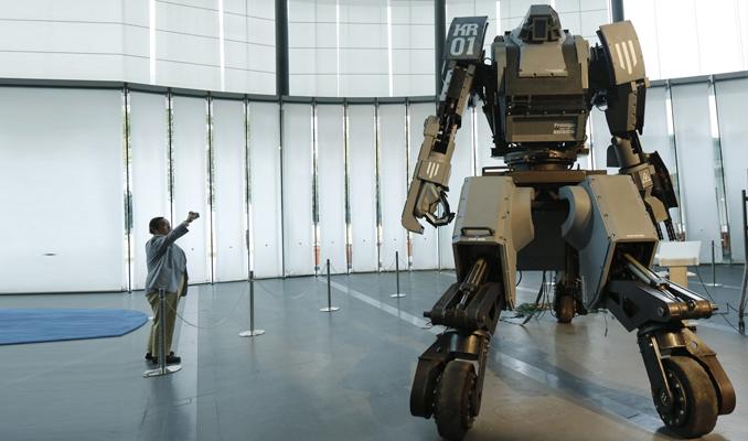 Güney Kore, 2024'te askeri robotları orduda kullanacak