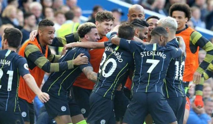 Manchester City, Premier Lig şampiyonu oldu