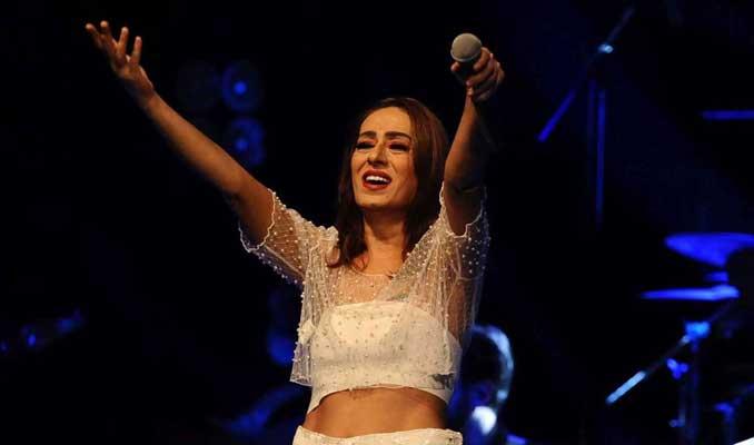 Yıldız Tilbe, yanlışlıkla konser ücretini paylaştı