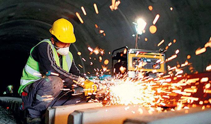 Sanayi üretimi Mart'ta artış gösterdi