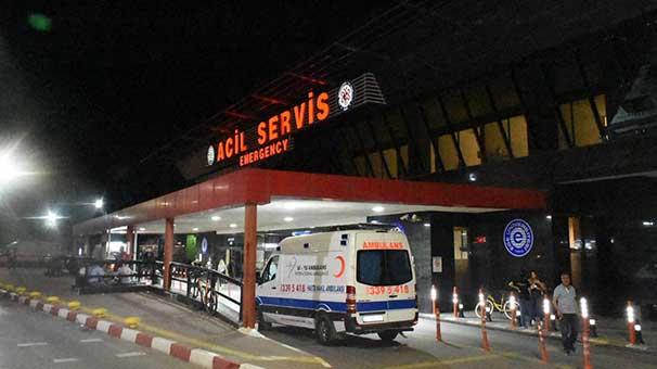 İzmir'de siyanür dehşeti