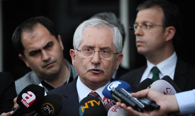 YSK Başkanı: Sadece sandık kurulları değişecek