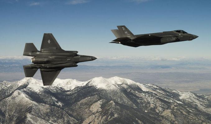 Türkiye'ye F-35 teslimatını durdurma girişimi