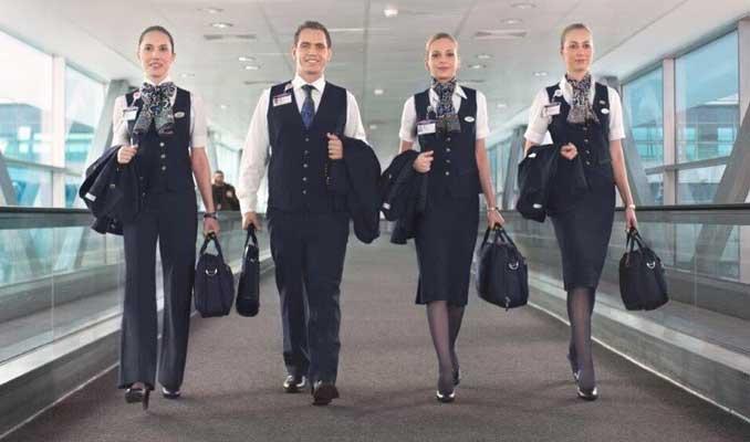 THY'de 1182 yeni kabin görevlisi daha uçmaya başladı