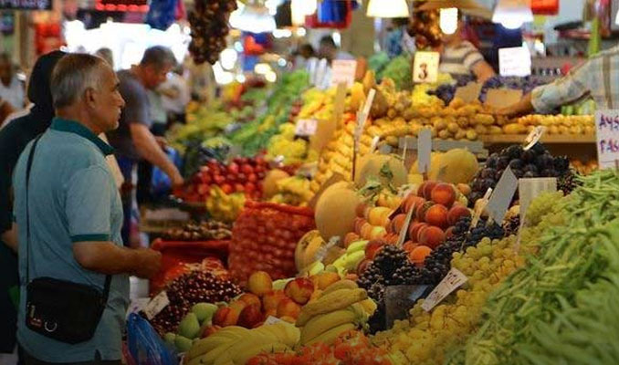 Perakende satış hacmi Mart'ta yüzde 3,8 azaldı