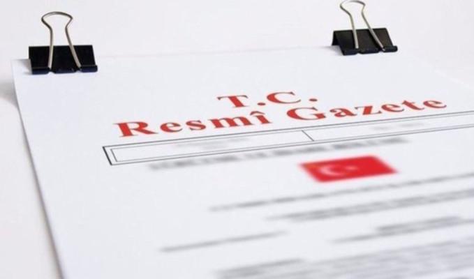 Cumhurbaşkanlığı atama kararları Resmi Gazete'de