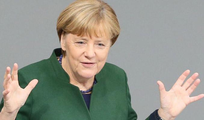 Merkel: Türkiye ile ortak noktalar var