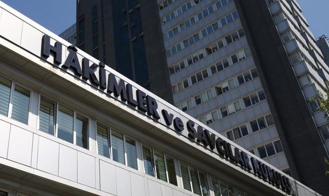 HSK'nın hakim ve savcılarla ilgili kararı Resmi Gazete'de