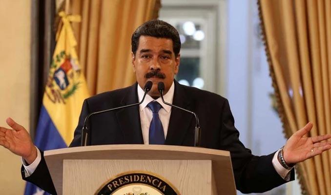 Maduro: ABD'nin uçuşları durdurması hareket özgürlüğüne saldırı