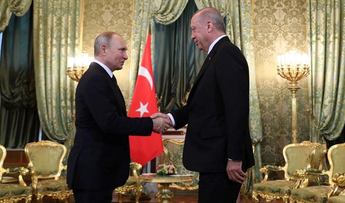 Putin: Türklerle çalışmak Avrupalılarla çalışmaktan daha kolay
