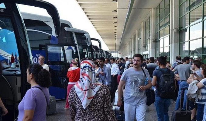 Ramazan Bayramı öncesi otobüs firmalarına izin çıktı
