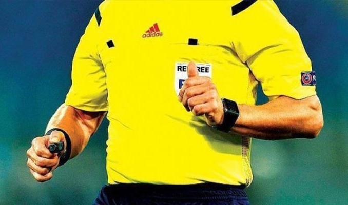 Cüneyt Çakır Galatasaray - Medipol Başakşehir maçını yönetecek