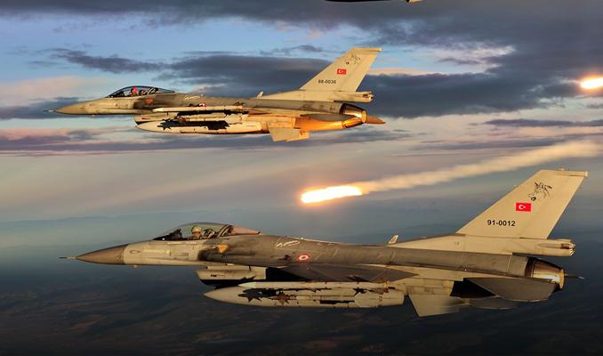 Irak'ın kuzeyinde iki terörist etkisiz hale getirildi