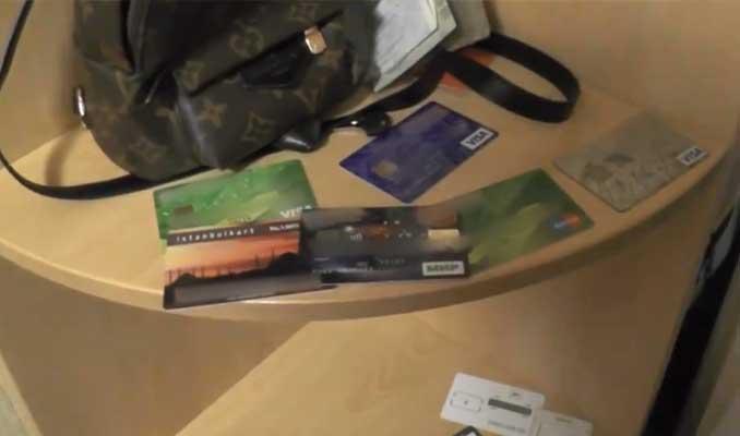 IŞİD sponsoru'nun evinde bir İstanbul Kart ele geçirildi