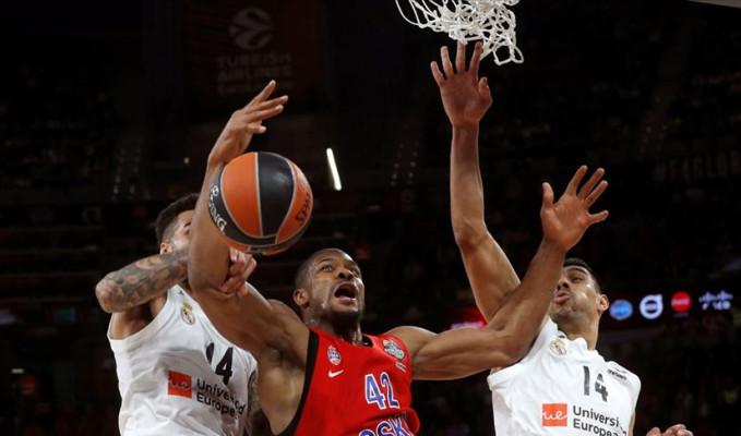 Anadolu Efes'in finaldeki rakibi CSKA Moskova