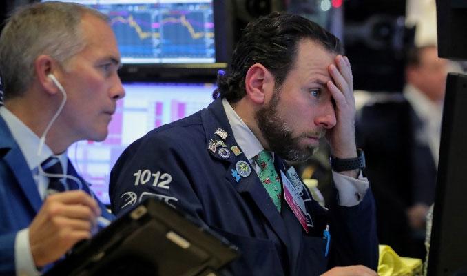 ABD borsaları Powell'ın konuşması sonrası düşüşle kapandı