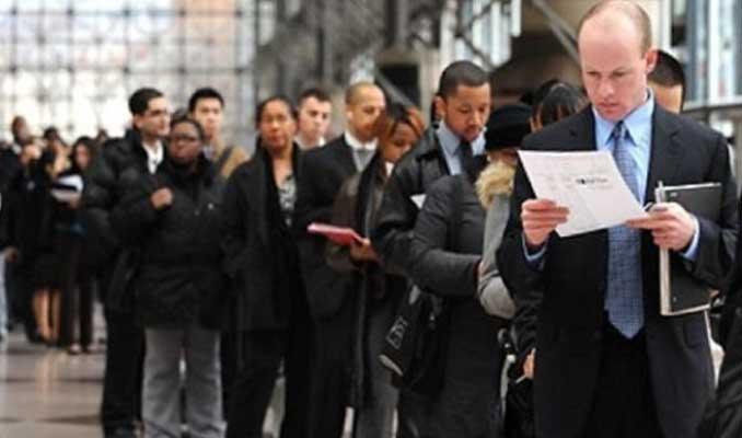 ABD'de işsizlik maaşı başvuruları 2 ayın zirvesinde kaldı