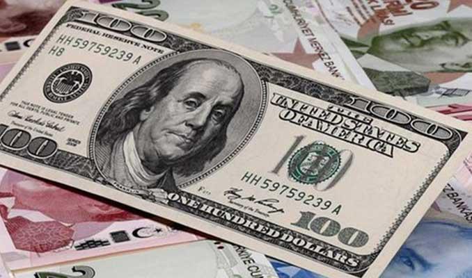Dolar/TL 6.12 seviyesinin üzerini gördü
