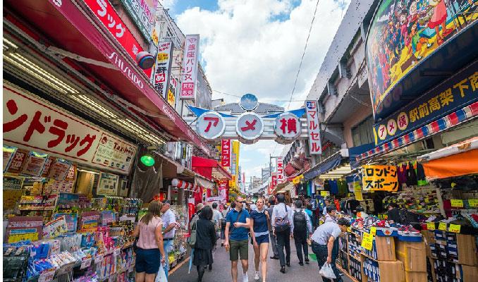 Japonya'da süpermarket satışları azaldı
