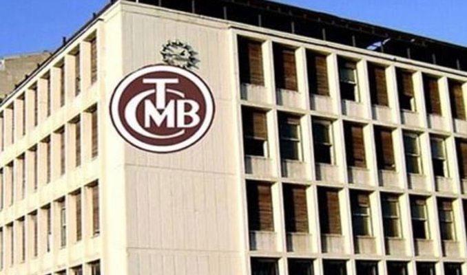 Merkez Bankası brüt döviz rezervi azaldı