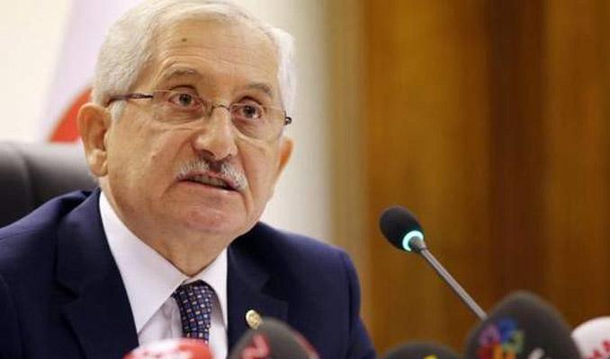 YSK Başkanı Güven'in ret oyu gerekçesi belli oldu