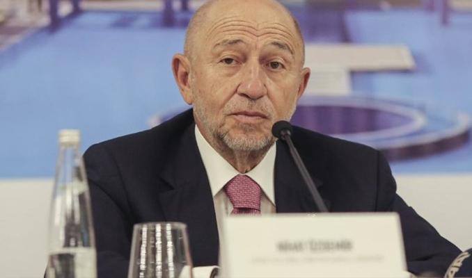 Nihat Özdemir, TFF başkanlığına adaylığını resmen açıkladı