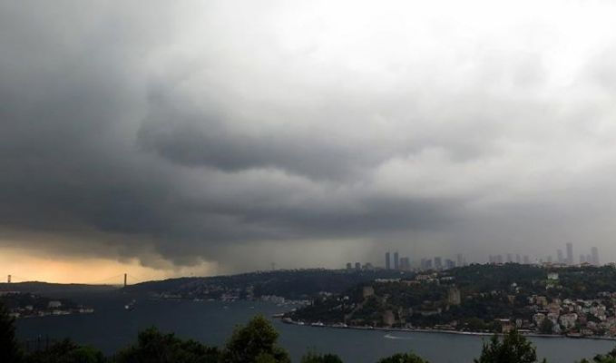 Meteoroloji'den İstanbullulara uyarı