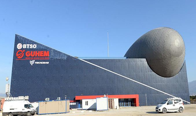Türkiye'nin uzay temalı ilk eğitim merkezinde son hazırlıklar