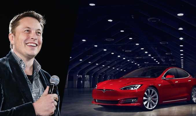 Tesla hisse satarak 2,5 milyar Dolarlık fon toplayacak