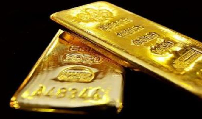 Altın istihdam öncesi haftalık kayba yöneldi