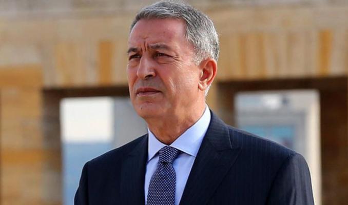Akar: Fırat'ın Doğusu'ndan terör tehdidi olmasını kabul etmiyoruz