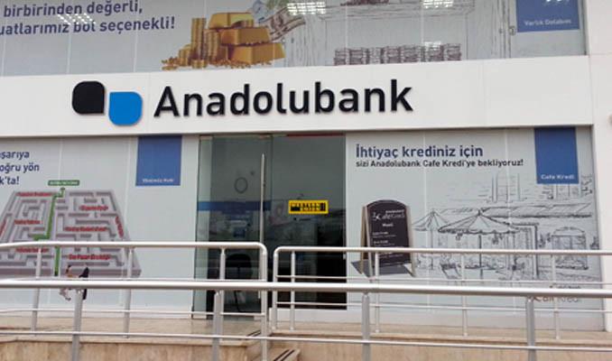 Anadolubank 113. Şubesini açtı