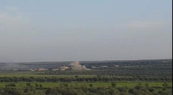 TSK destekli ÖSO, YPG kontrolündeki Maranez'i aldı