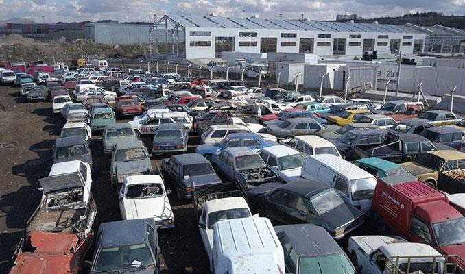 TESK'ten hurda araç teşvikinde ÖTV indirimi artırılsın talebi