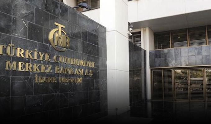 Merkez Bankası net uluslararası rezervleri 15 milyon dolar azaldı