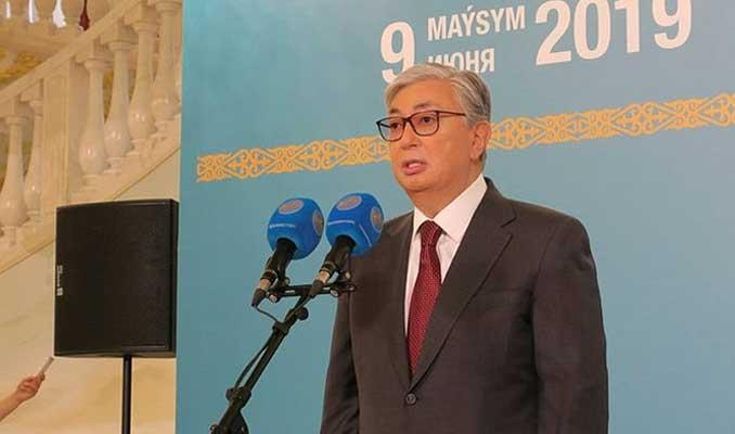 Kasım Cömert Tokayev Kazakistan'ın yeni cumhurbaşkanı
