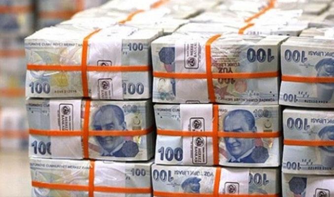 Hazine toplam 4,26 milyar TL borçlandı