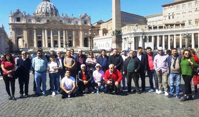 Cazgır A.Ş. bayileri Termo Teknik desteğinde Roma ve Venedik'i gezdi