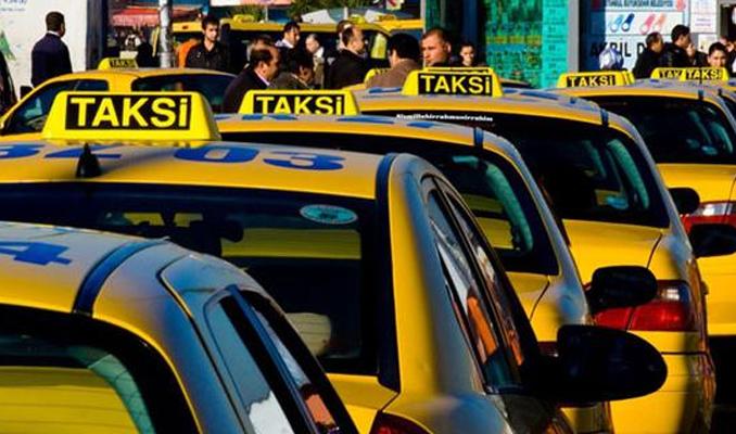 Taksi plaka fiyatlarına 400 bin TL'lik zam
