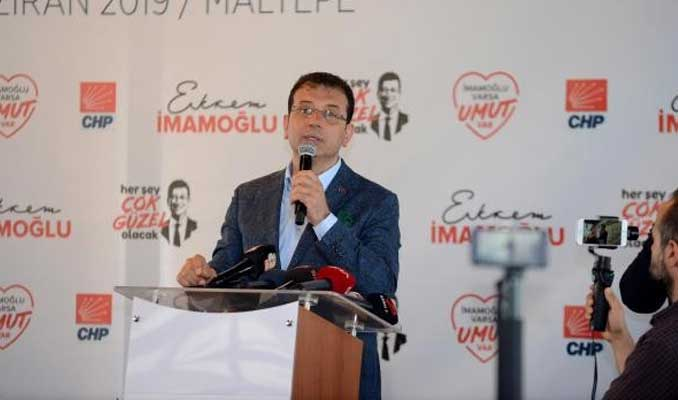 Ekrem İmamoğlu'ndan canlı yayın soruları açıklaması