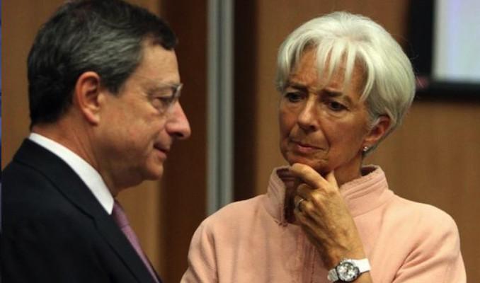 Lagarde ve Draghi'den ticaret savaşı uyarısı