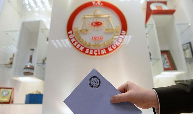 YSK'dan ilçe seçim kurulu başkanı hakimler kararı