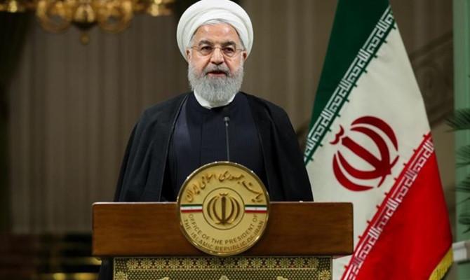 Ruhani: İran savaş başlatan taraf olmayacak
